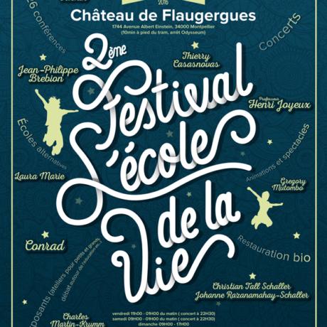 Affiche du festival